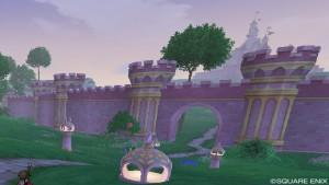 メギストリスの都・城
