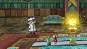 ドルワーム王国のドルワーム水晶宮3階-兵士詰所にいる「ルルティマ」