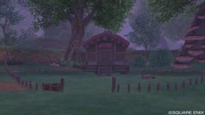 ミュルエルの森 小屋