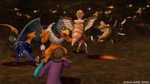 メイジキメラ、魔鳥の頭目、みずたまドラゴン