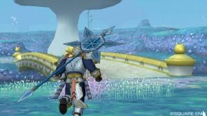 吹雪の斧・斧戦士