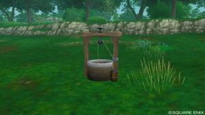久遠の森 森の井戸へ