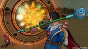 魔法戦士の必殺技「マジックルーレット」