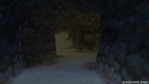 砂岩の洞くつ
