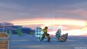 両手剣バトルマスター、ソロレベル上げ。ぶんまわしマリン狩り