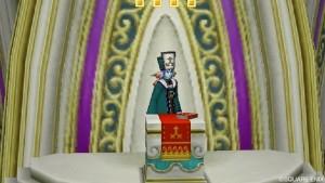 ヴェリナード城下町の教会にいる「ウェルジー神父」