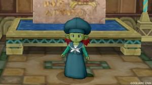 ドルワーム水晶宮、2階-研究室にいる「女賢者アーニア」