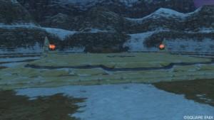 村の武闘場