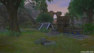 遺跡の森の東側(H-4)