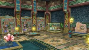 ドルワーム水晶宮 2階-研究室