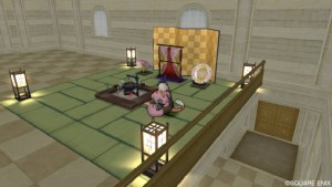 Ver1.5畳な和風家具セットが住宅村の家具に追加!