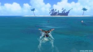 「大海賊の秘宝」夏だ!水着だ!キュララナ海岸物語-後半