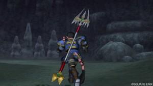 次は聖騎士の槍