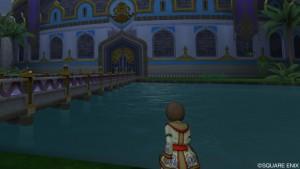 真のアラハギーロ王国中庭E-4にいるビラールと会話するとオアシスの水入手