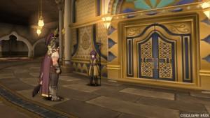 偽のアラハギーロ王国2階タンロンと会話