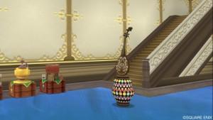 今回の報酬は凄い!BGMが変わる家具「トゥーラのガラスランプ」
