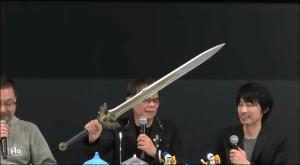 ドラクエ11 ロトの剣 王者の剣 堀井雄二さん