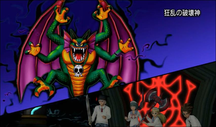 アスフェルド学園狂乱の破壊神シドー3