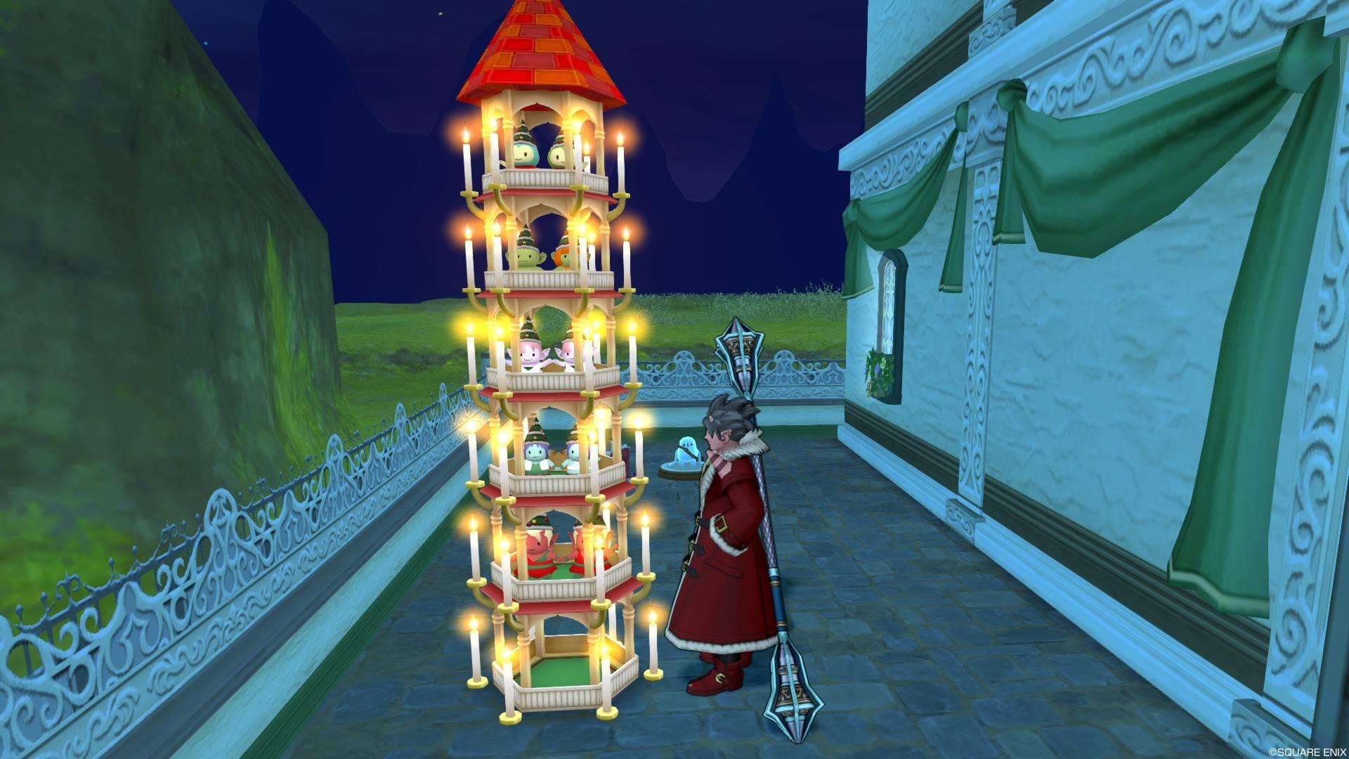 2017年新作クリスマス庭具5種族クリスマスツリー2