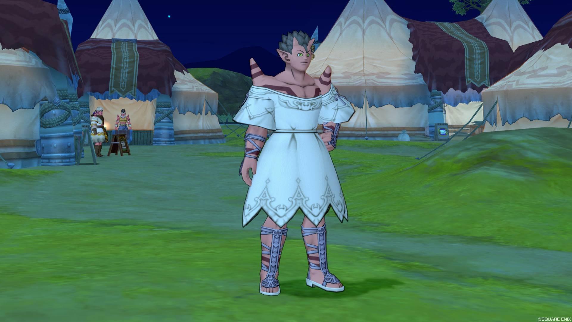 ルビーのドレス3